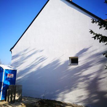 Fassade - Nach Fertigstellung